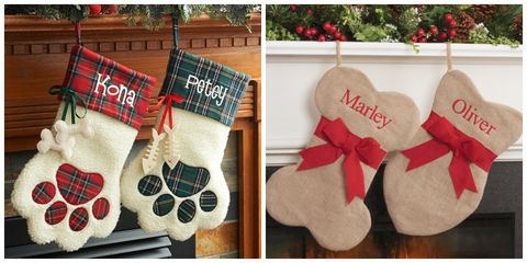 dog christmas stocking - Decorating Christmas Stockings