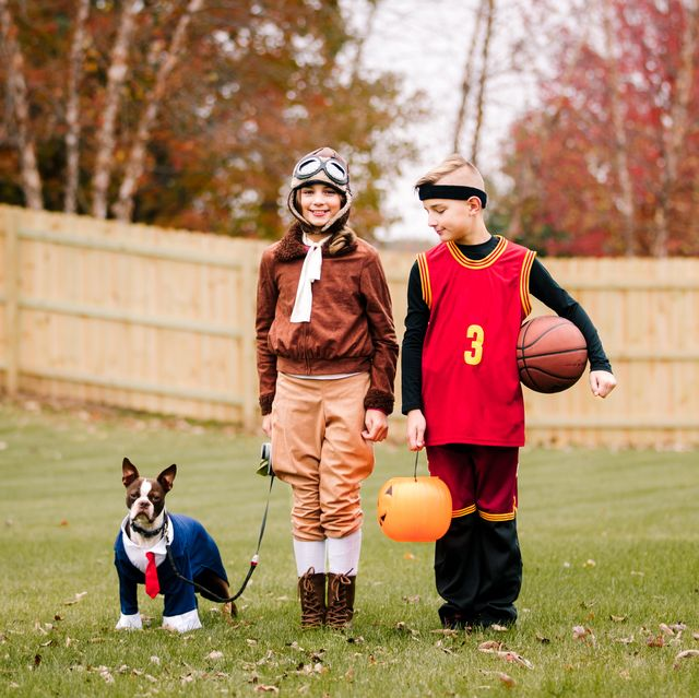 dog owner halloween costumes
