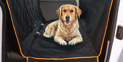 dog seat covers - car seat cover by Doggie World
