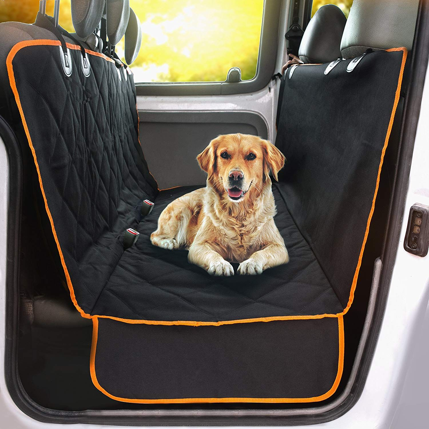 10 Dog Car Seat Covers to Keep Your Car Clean