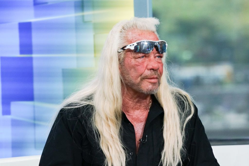 Dog the Bounty Hunter Was Hospitalized Following a Scary Health Issue