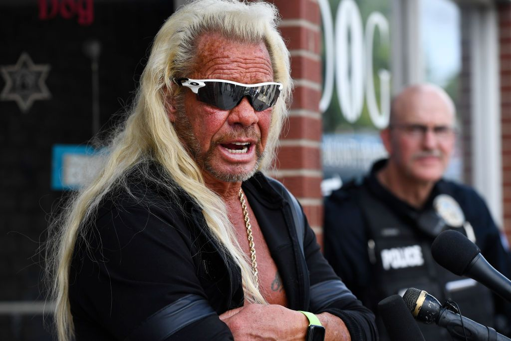 Dog the Bounty Hunter Suspects His Store Robbery May Have Been an 'Inside Job'