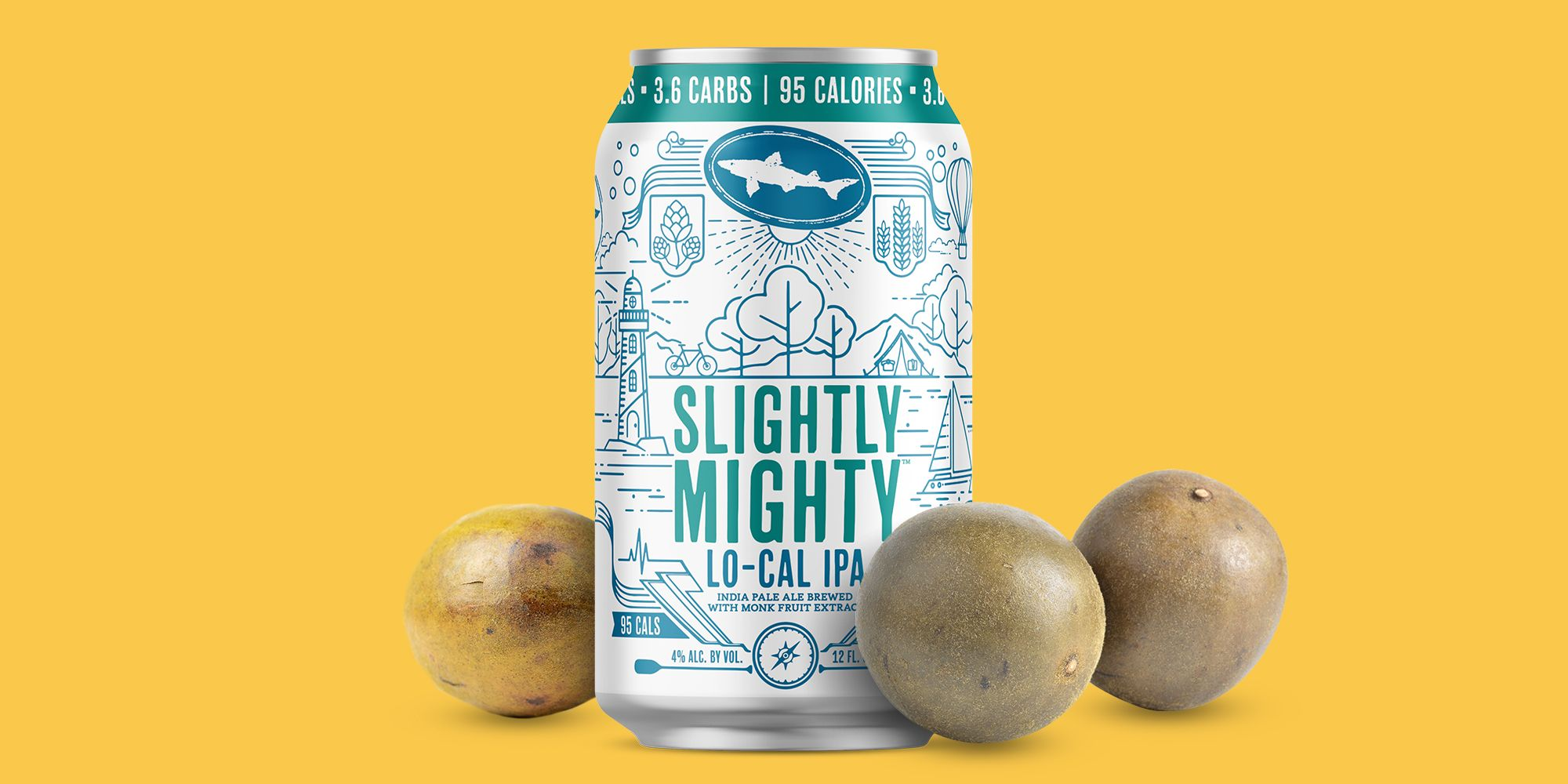 Dogfish Head's New Beer, Slightly Mighty, Is a Low-Calorie IPA ...