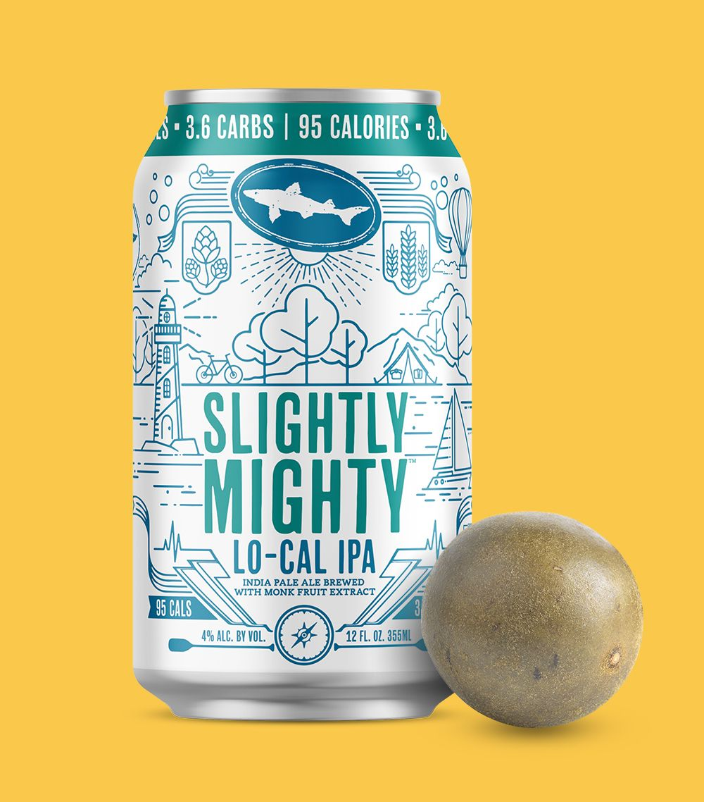 Dogfish Head Figured Out How to Brew a Low-Cal IPA That Doesn't Taste Like Seltzer Water