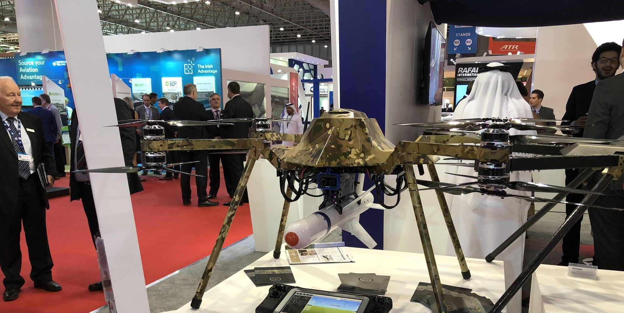 Military-Grade Killer Drones Are Starting to Hit the Market