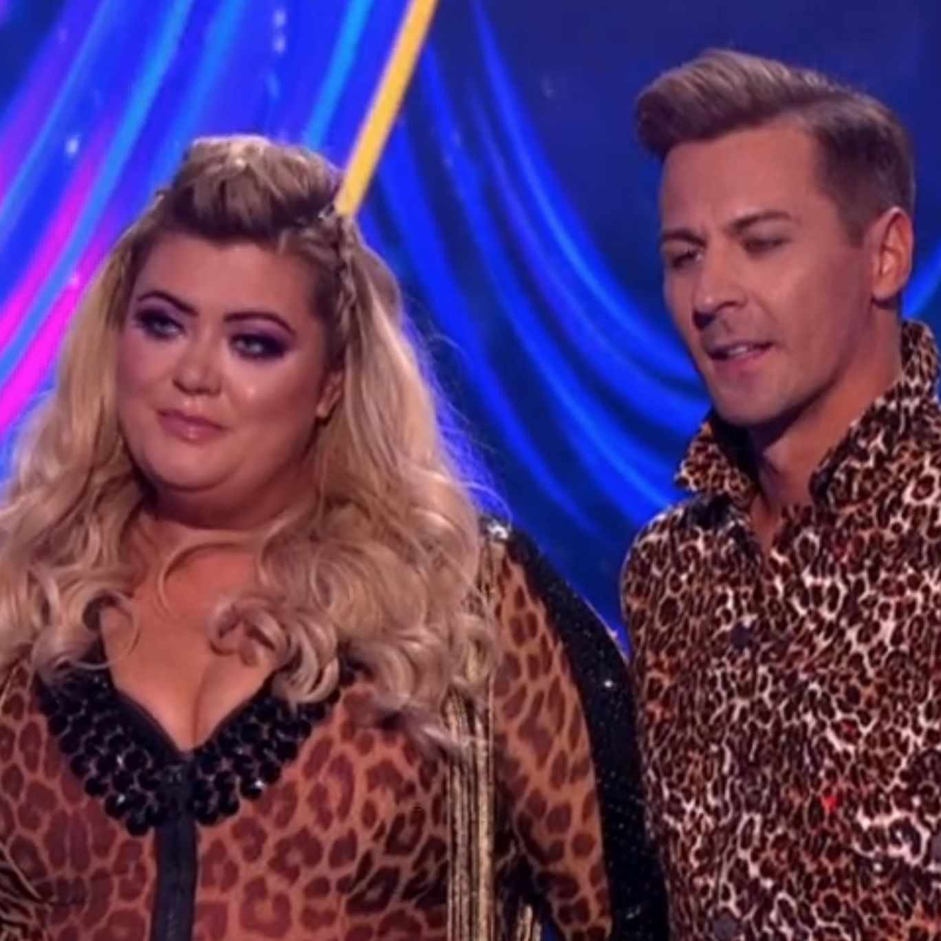 Dancing on Ice ratings fall a week after Gemma Collins' exit