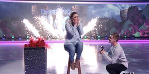 Dancing on Ice proposal