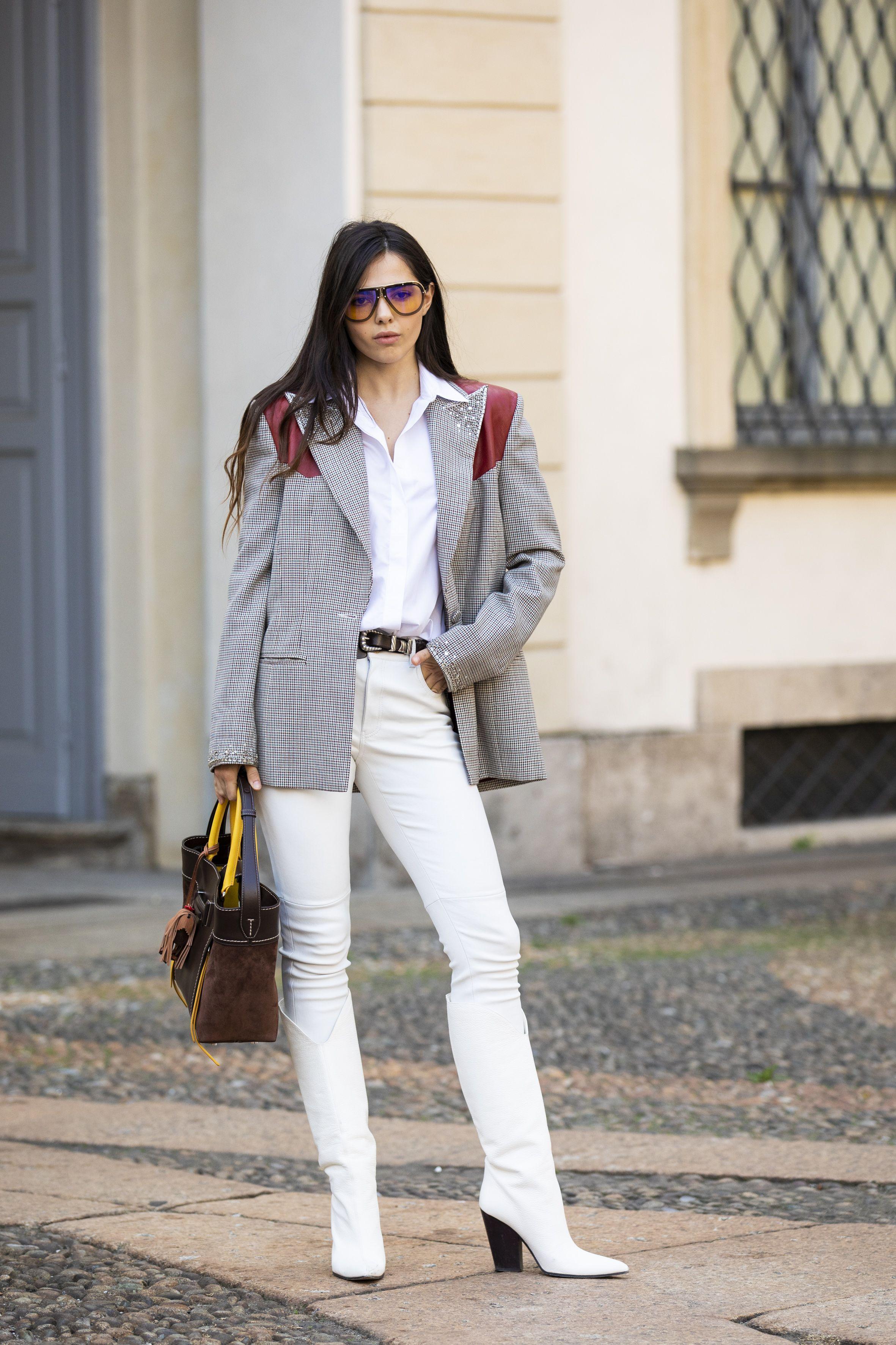 5d5b03da91 35 looks en pantalones blancos