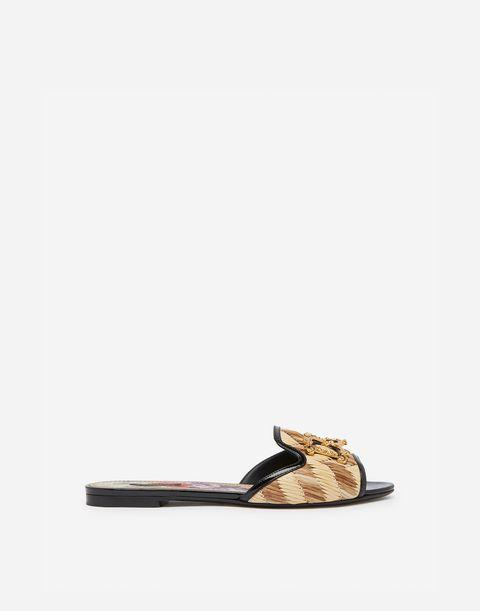 Slipper, Tan, Beige, Slide sandal, Sliced bread, Sandal, Drawing, Flip-flops,