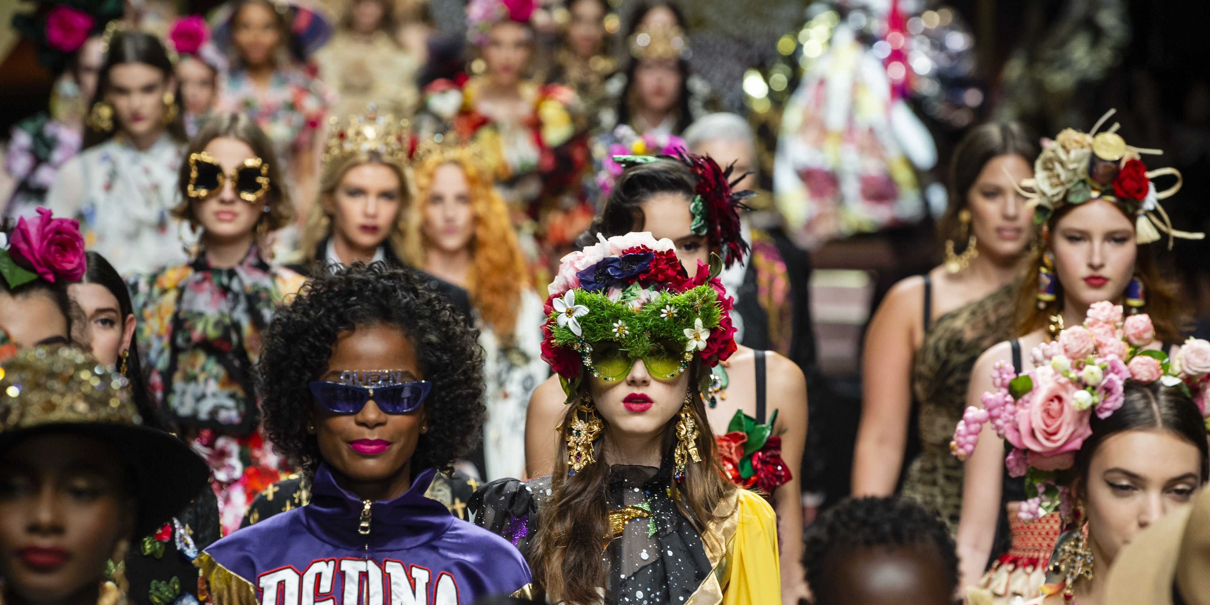 Dolce and gabbana diversity