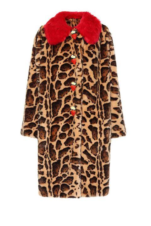 faux fur coat - best faux fur coat 2018