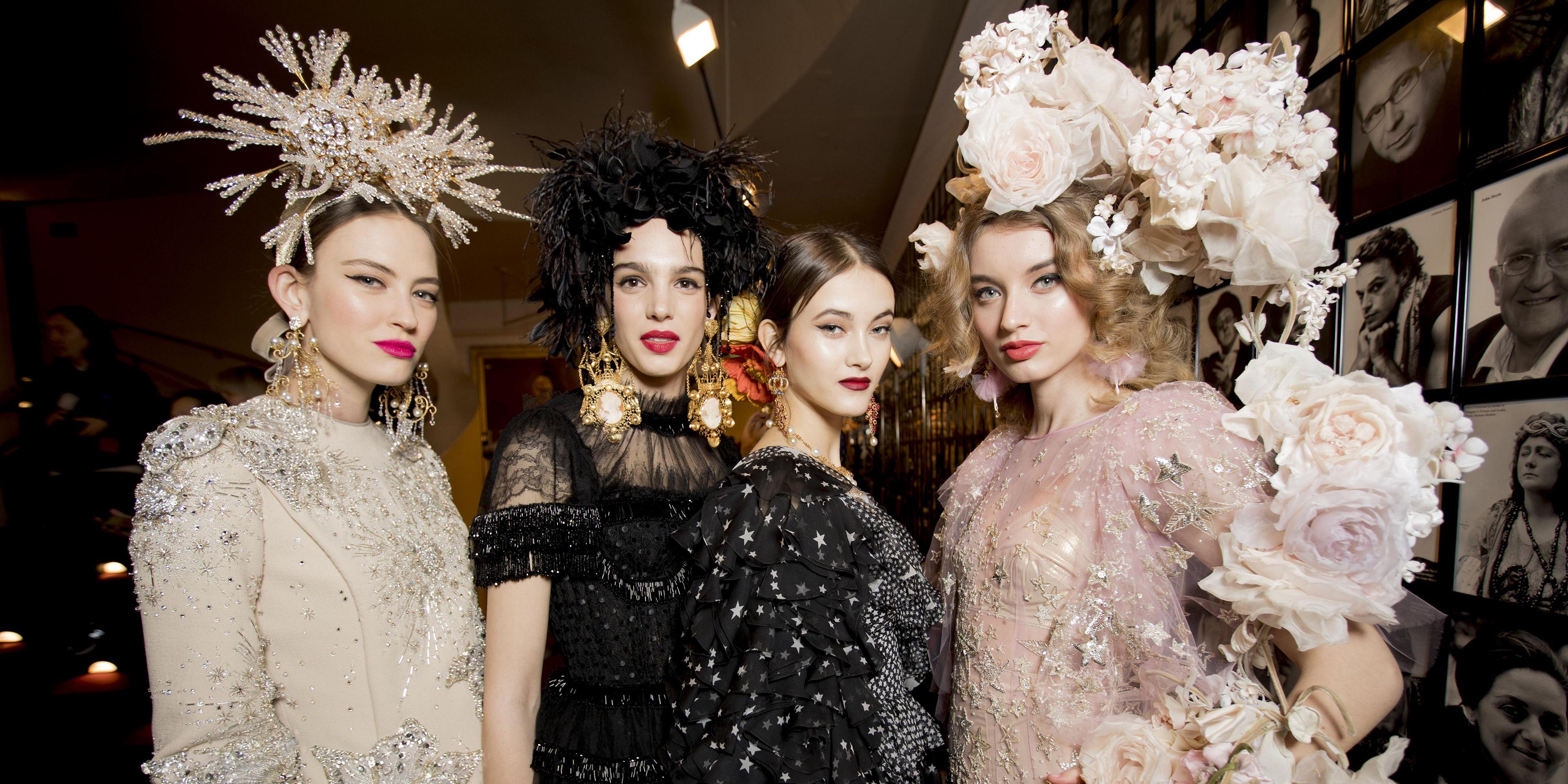 See inside the Alta Moda Dolce & Gabbana show