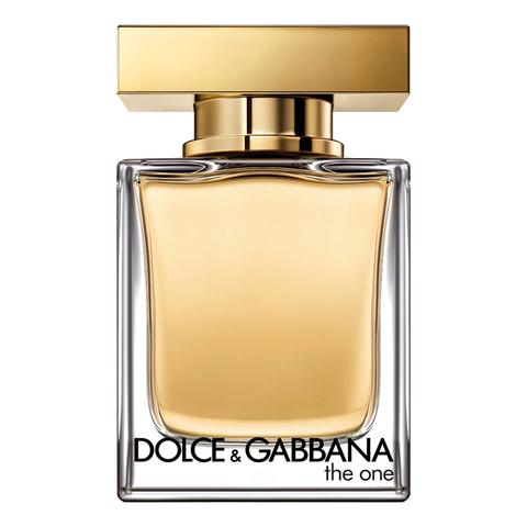 perfume 'the one' de dolce  gabbana