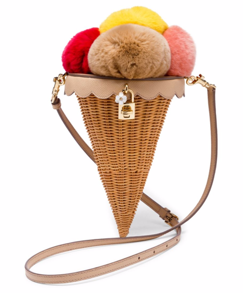 Fashion accessory, Ice cream cone,