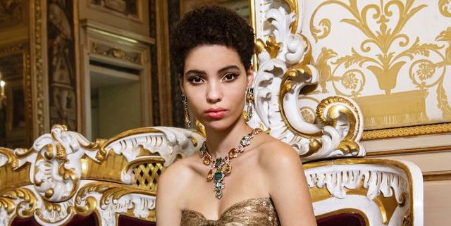 Dolce & Gabbana Unveils a Virtual Alta Moda Spectacular