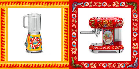 dolce gabbana kitchen appliances