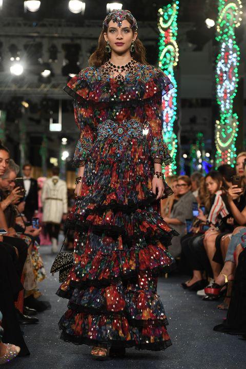 Dolce & Gabbana Dubai show