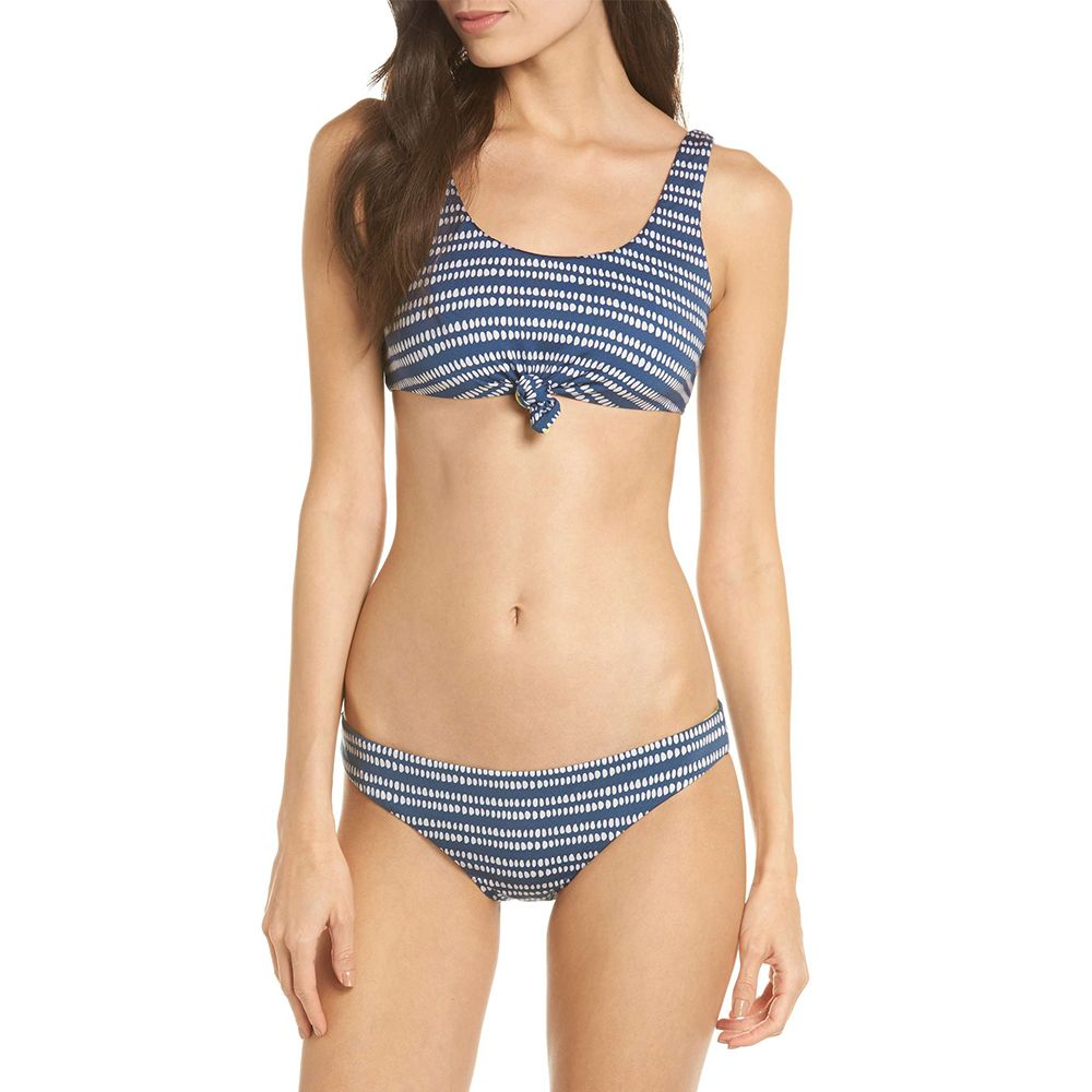 dolce vita blue bikini