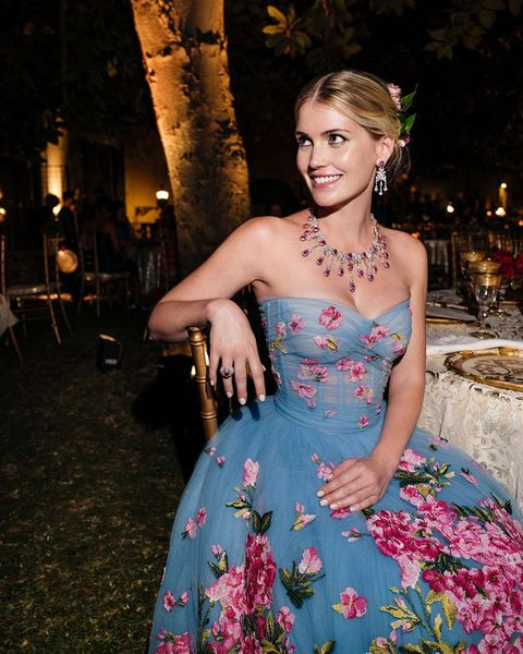 dolce and gabbana, kitty spencer