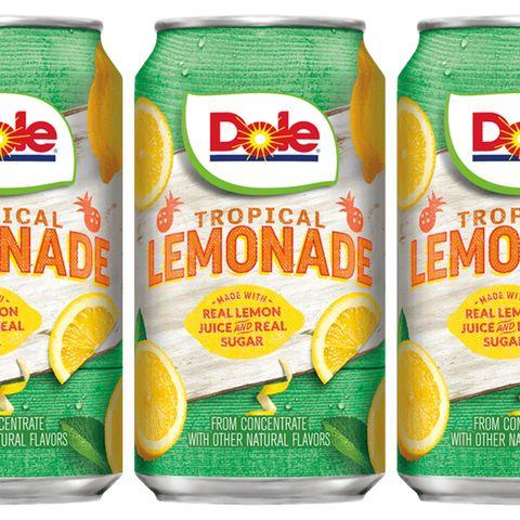 dole tropical lemonade