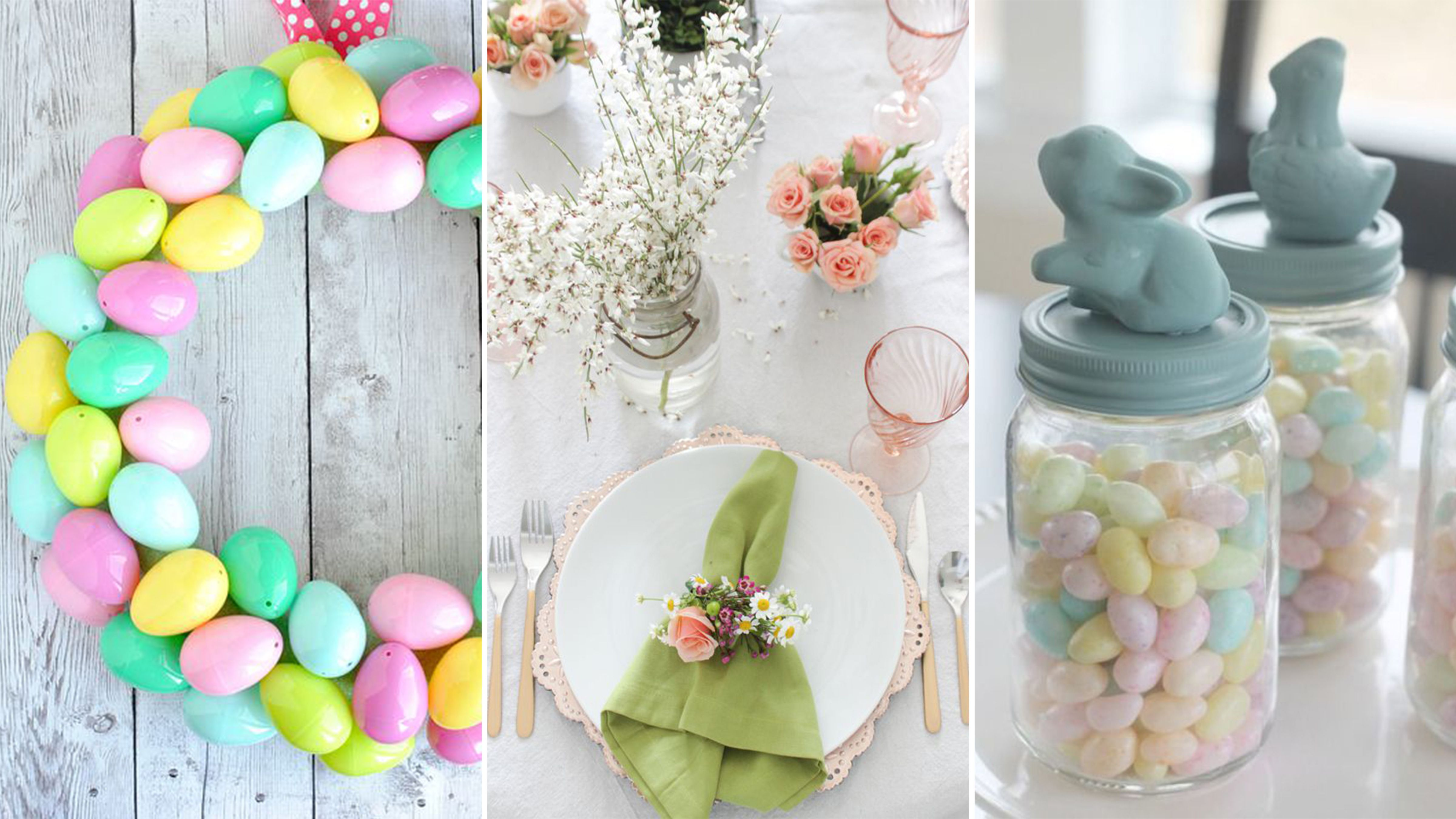 15 Dollar-Store Crafts That Double As Easter Decor