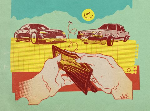 The Hard Truth of Car Shopping: What You Want Isn't Always What You Need