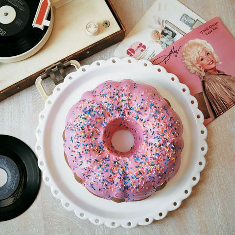 dolly's coconut bundt cake