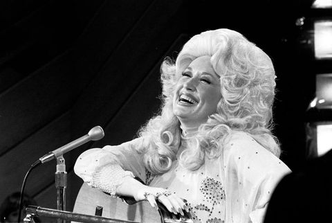 Dolly Parton On The Phil Donahue Show