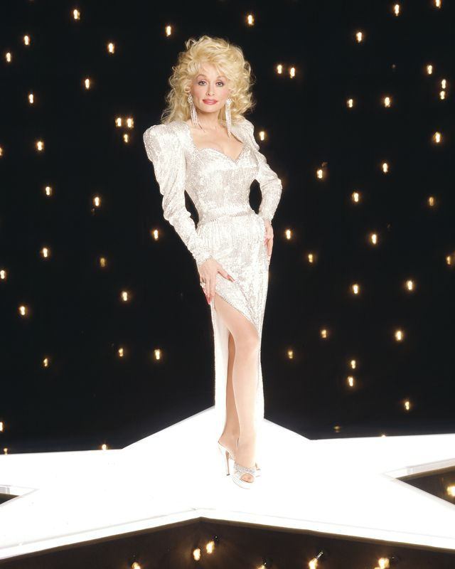 united states   january 08  the dolly show   1888, dolly parton headlined this 1987 88 prime time variety show photo by walt disney television via getty images photo archiveswalt disney television via getty images