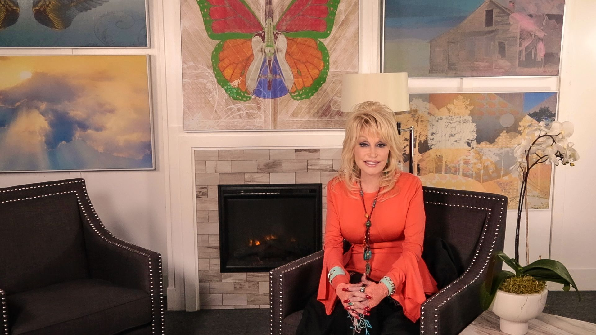 Dolly Parton Just Launched a Wall Art Collection with Kirkland's