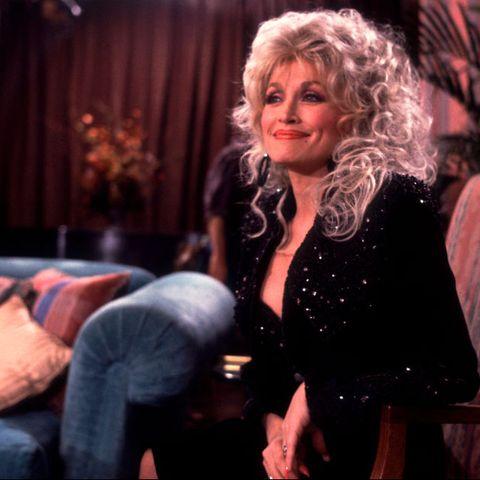 Dolly Parton On The Oprah Winfrey Show
