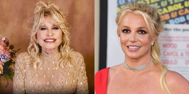 dolly parton britney spears