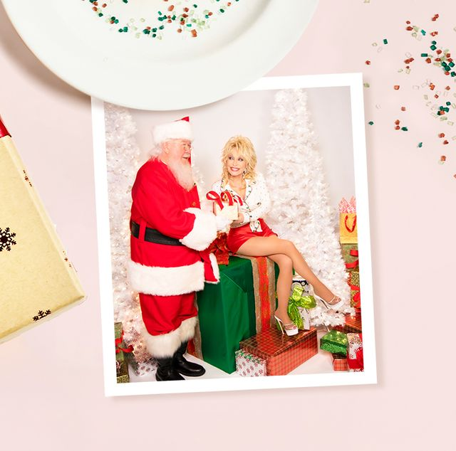 fresh cookies on a plate, and christmas presents on white background
