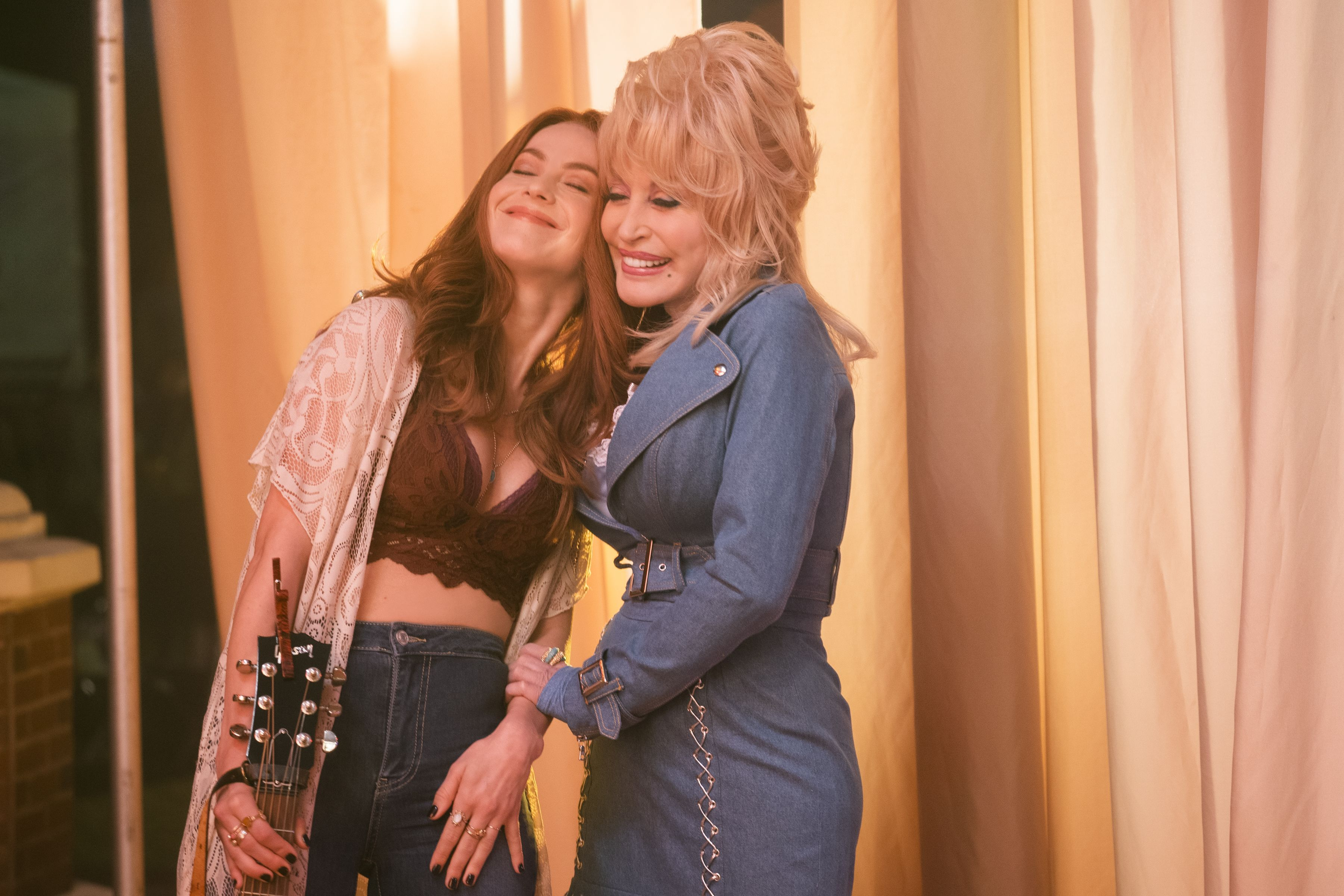 Everything We Know About 'Dolly Parton's Heartstrings' on Netflix