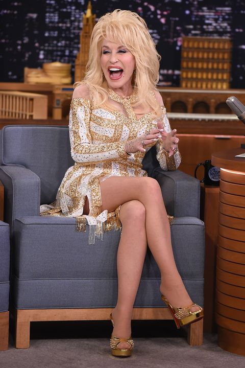 Dolly Parton Visits 'The Tonight Show Starring Jimmy Fallon'