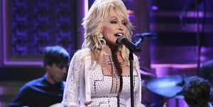 dolly parton - why you'll never see dolly parton without makeup