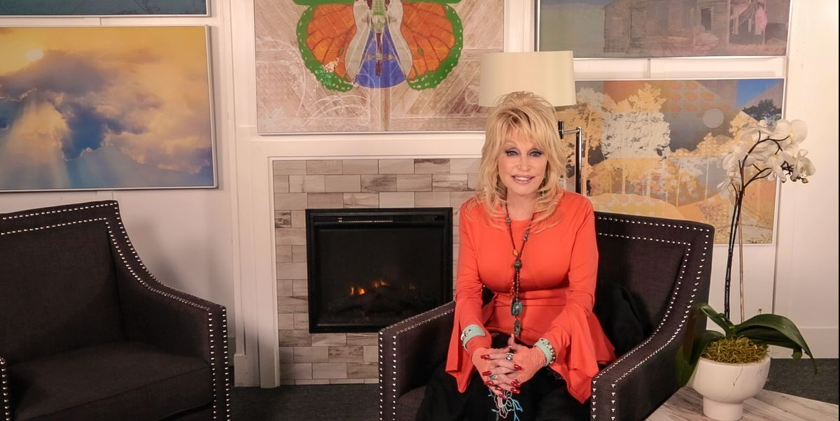 Dolly Parton Just Curated A Wall Art Collection