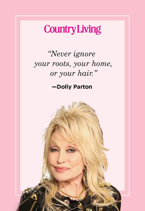 11 brilliant pieces of life advice, courtesy of dolly parton