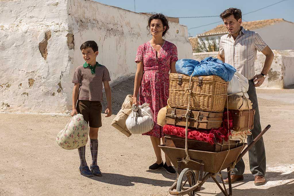"""Primeras fotos de """"Dolor y gloria"""" de Pedro Almodóvar"""
