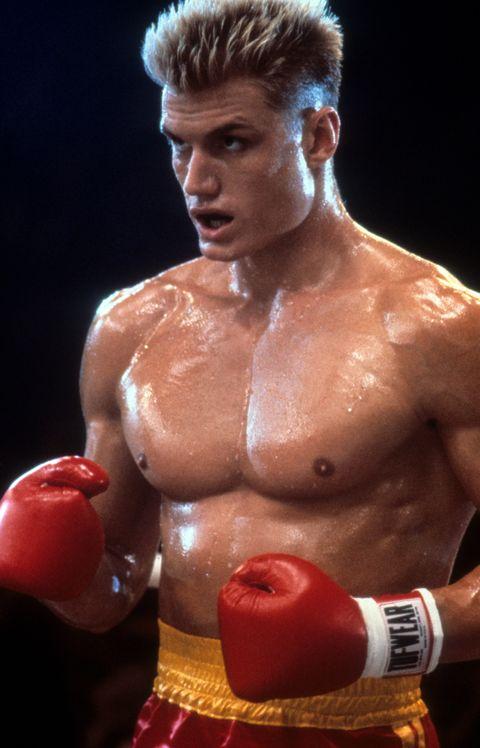 Dolph Lundgren In 'Rocky IV'