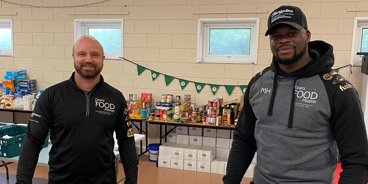 Dom's Food Mission And Food Banks Are More Crucial Than Ever