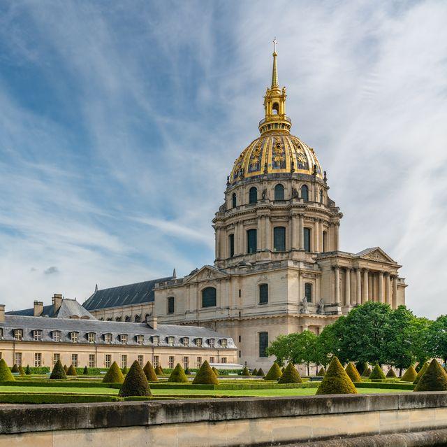 Dome of Invalides, Paris, Ile-de-France (Day)