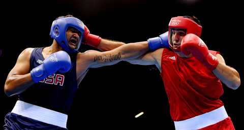 olympics day 5   boxing