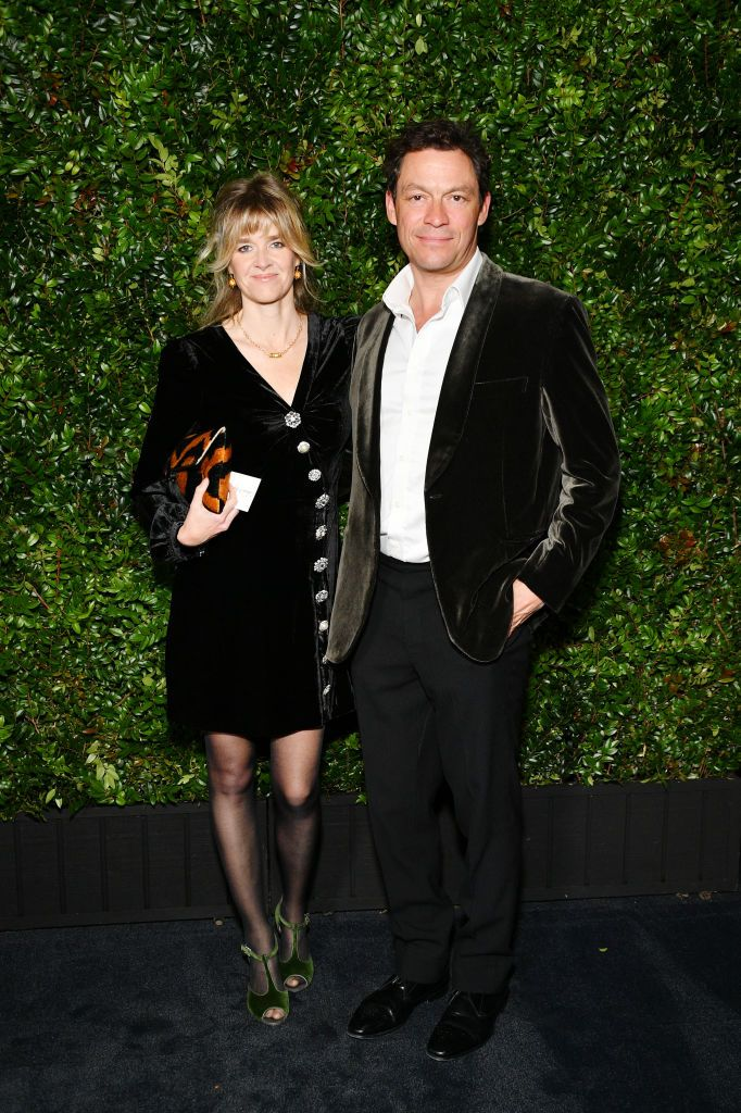 Dominic West's Wife Reflects On Marriage 'Ups And Downs' Amid Lily James Rumours