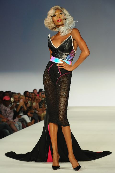 Marco Marco Debuts Collection Seven With Style Fashion Week