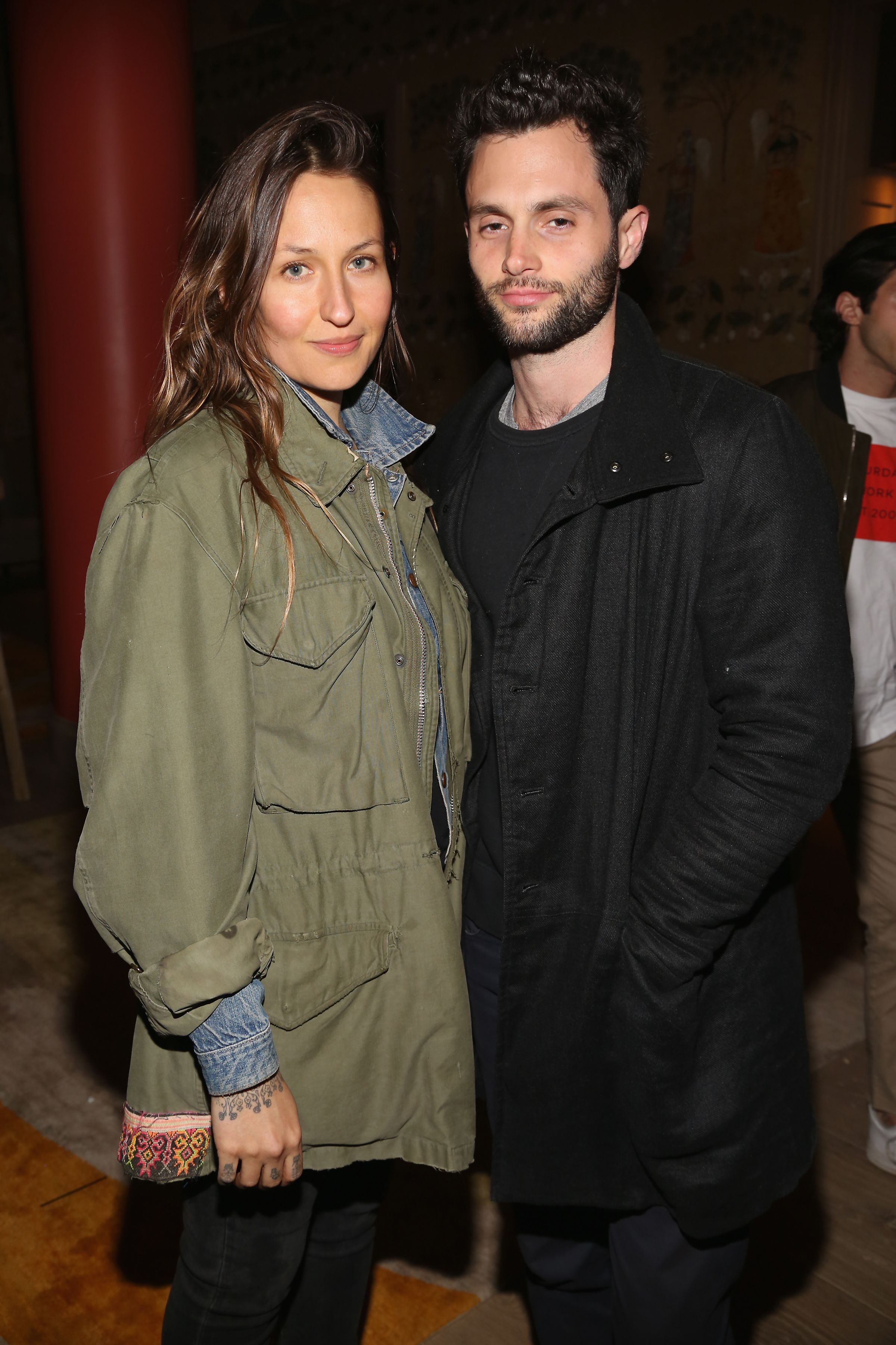 Baby Alert: Penn Badgley Is Expecting His First Child with His Wife, Domino Kirke