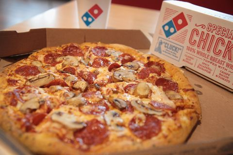 Domino S Pizza Restaurants Open On New Year Day