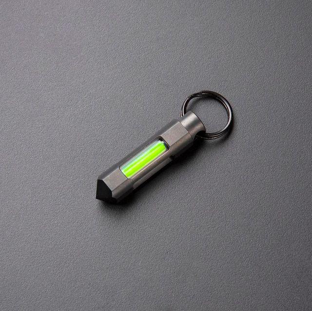 glow rhino keychain