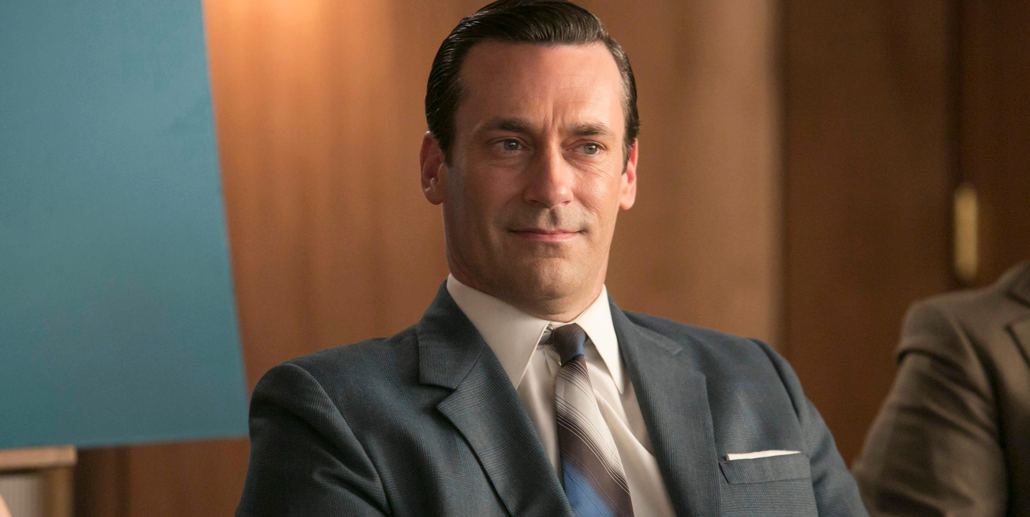 Don Draper from Mad Men