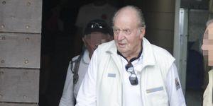 Rey Juan Carlos, don Juan Carlos, Rey emérito